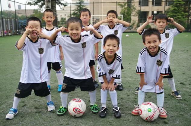 北京优贝少儿足球俱乐部