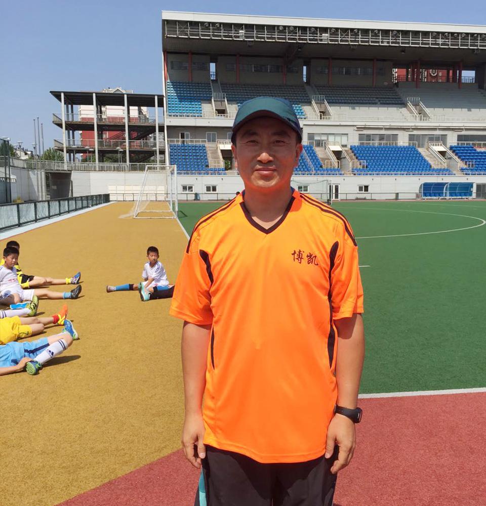中兴国际儿童足球俱乐部副总经理,北京博凯智能全纳幼儿园教学园长
